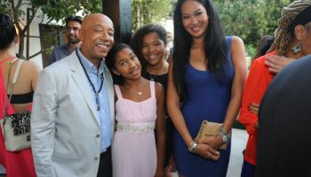 Russell Simmons Hosts Foundation For Ethnic Understanding Benefit