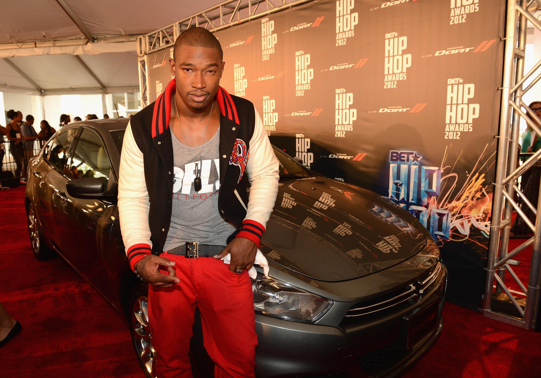 BET Hip Hop Awards 2012 - Red Carpet