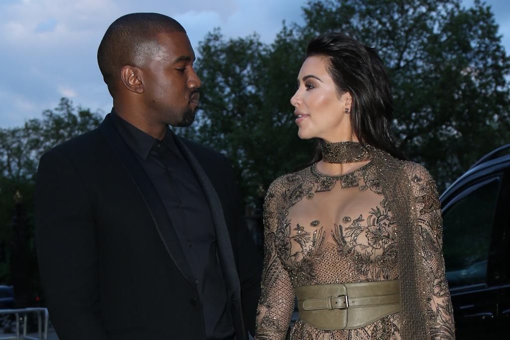 Kanye Lets Kim Kardashian Wear See Through Clothes In