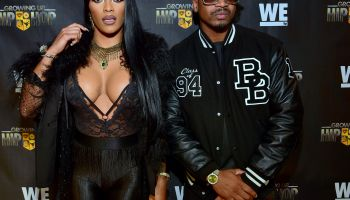 ATL Premiere Of WE Tv's 'Growing Up Hip Hop'
