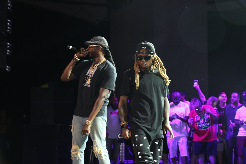 2 Chainz and Lil Wayne