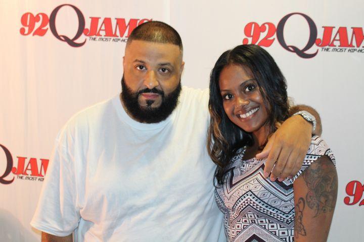 Key Talk Takeover: DJ Khaled at 92Q Jams Baltimore