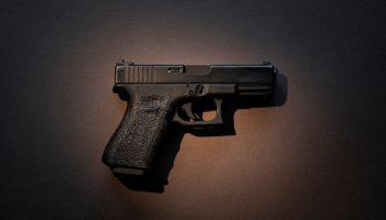 Semiautomatic handgun