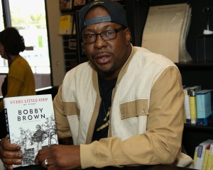 Bobby Brown Book Signing For 'Every Little Step'