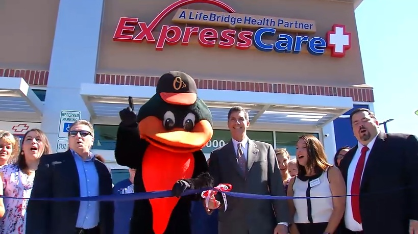 Express Care Grand Opening Brooklyn