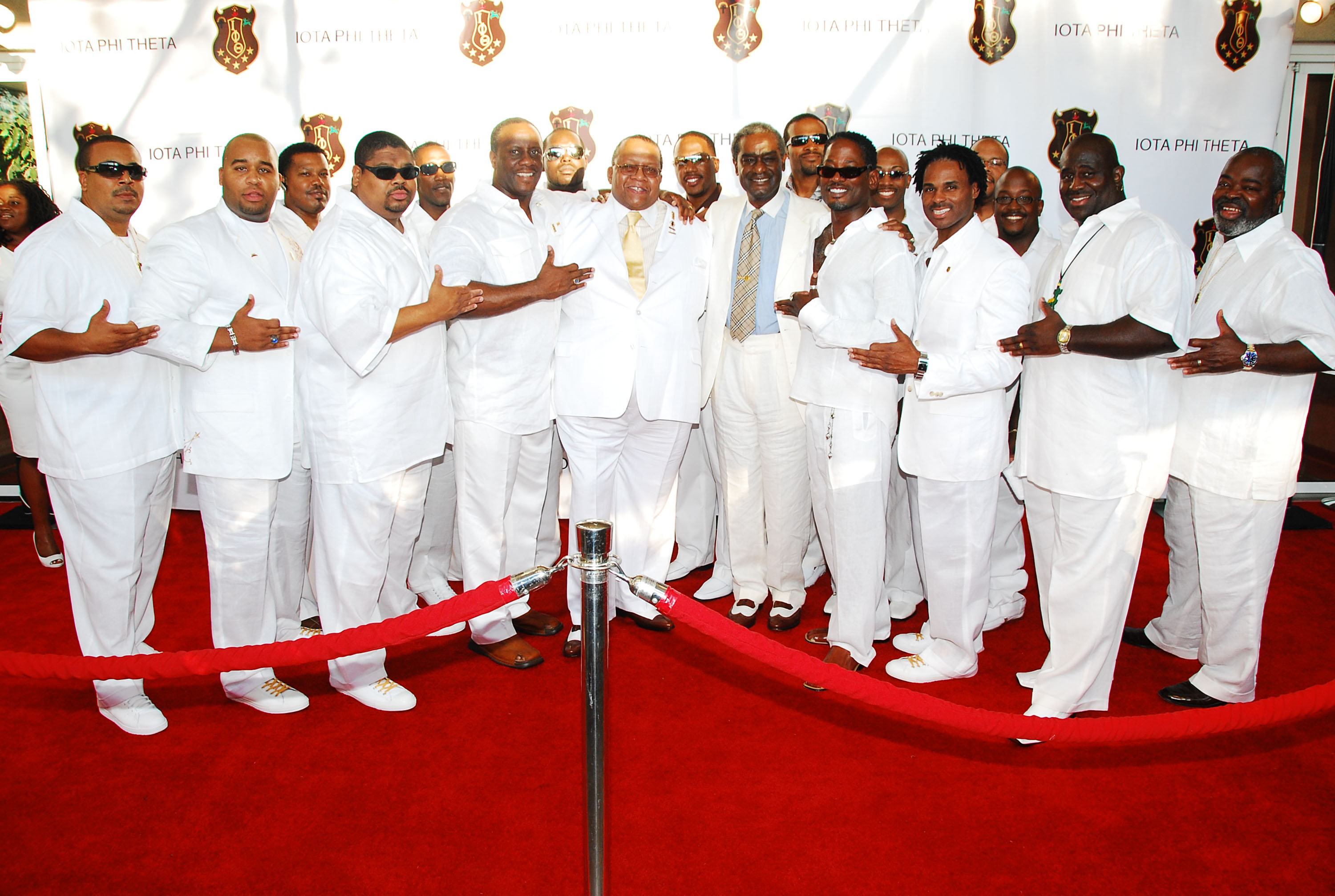 Iota Phi Theta Fraternity, Inc. 'White Linen VIP Party'
