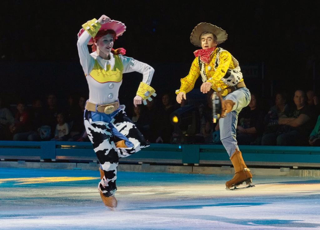 Scenes from Toy Story: Disney on Ice celebrates 100 hundred...