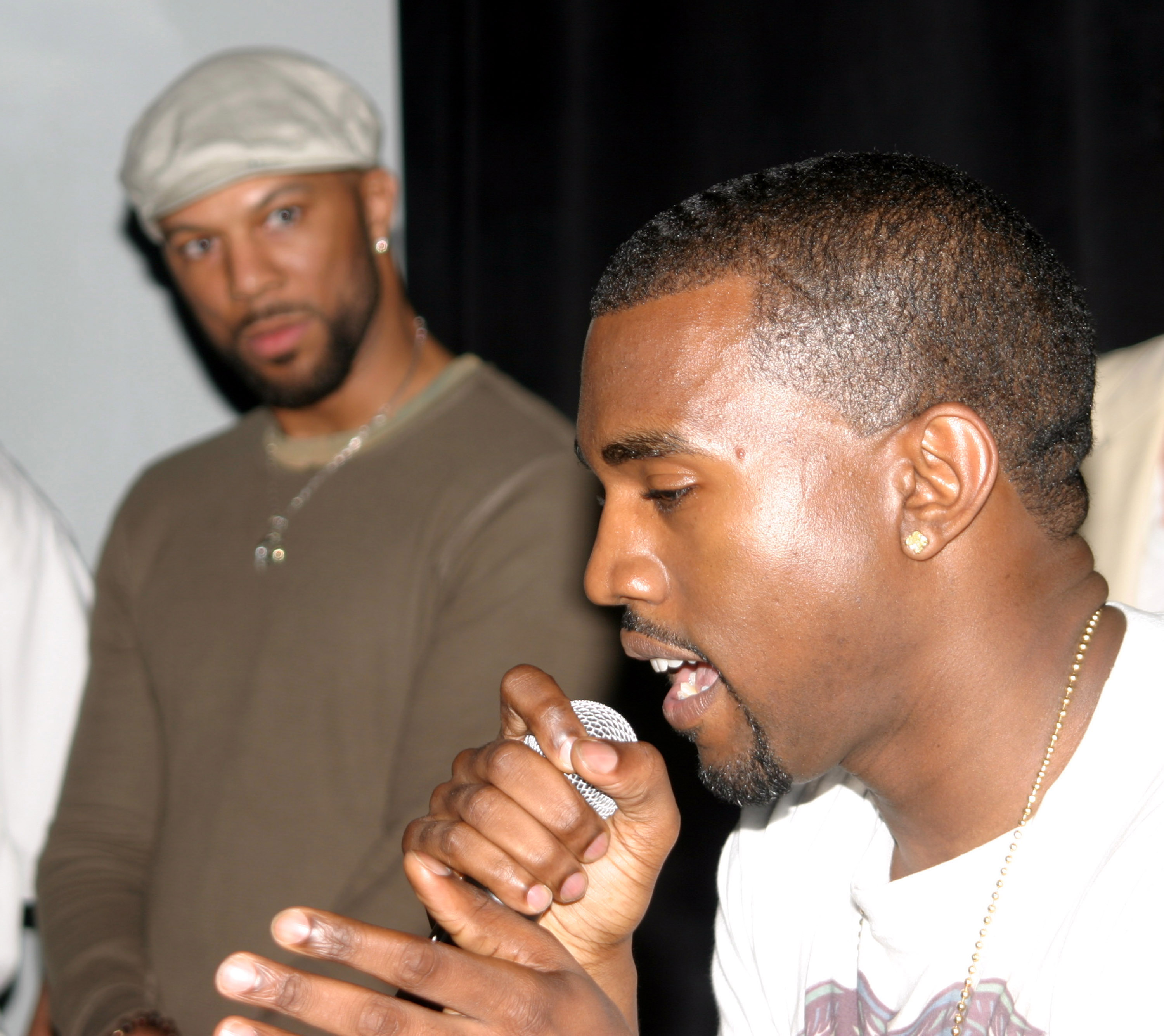 Kanye West Pre Listening Party
