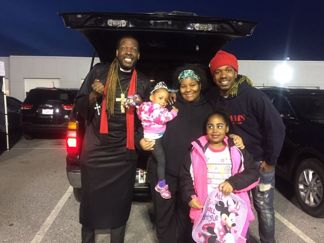 92Q Trunk of Treat 2016