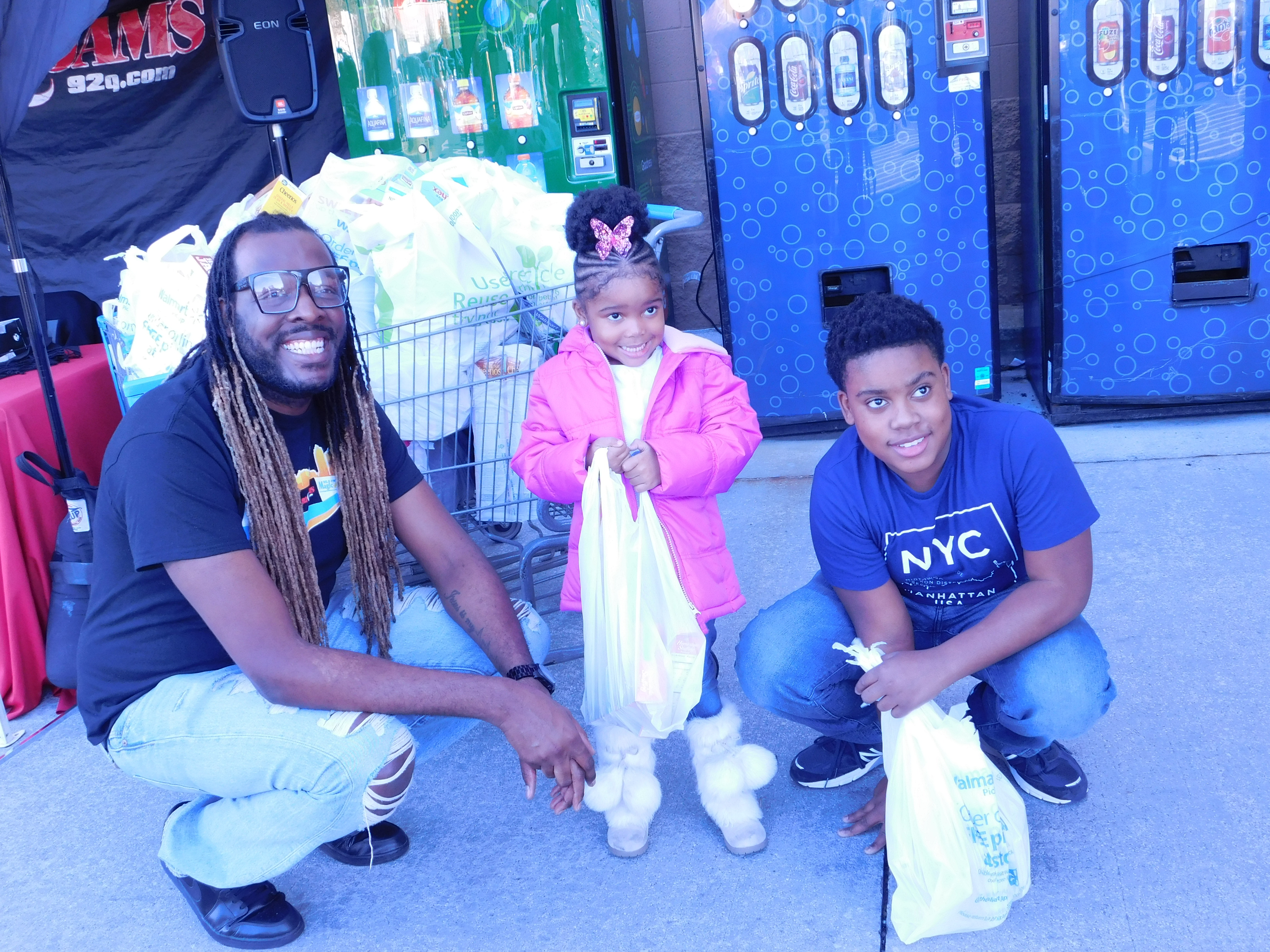 Great Thanksgiving Giveback 2016
