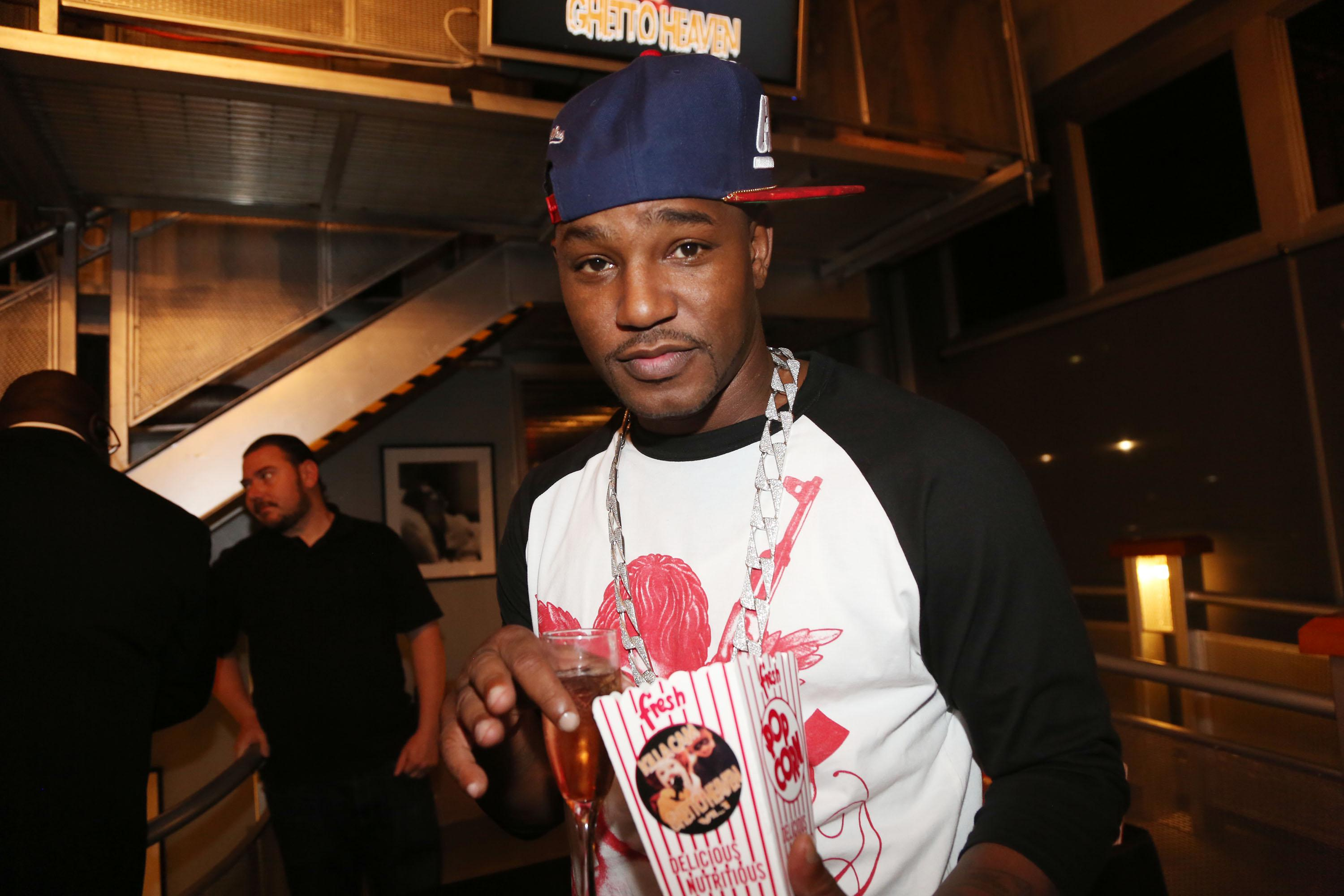 Private Screening Of Cam'ron's 'First Of The Month' Web Series
