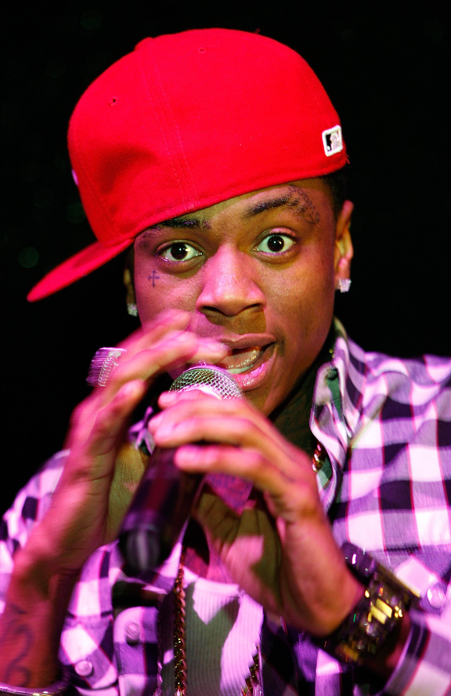 Soulja Boy Performs At Eve Nightclub