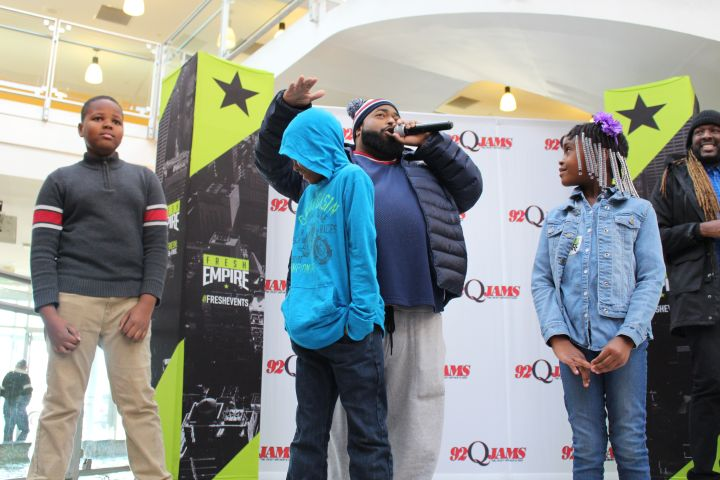 Fresh Kicks Sneaker Party w/ Fresh Empire at Mondawmin