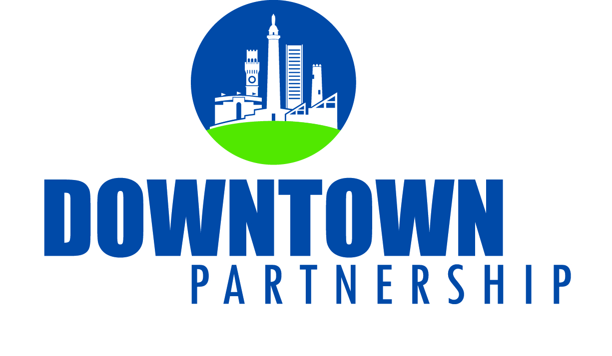 downtown partnership logo