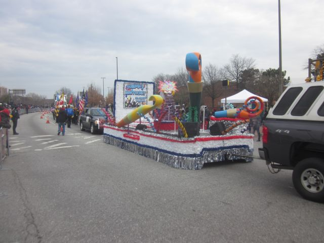 The 2017 MLK Day Parade in Baltimore