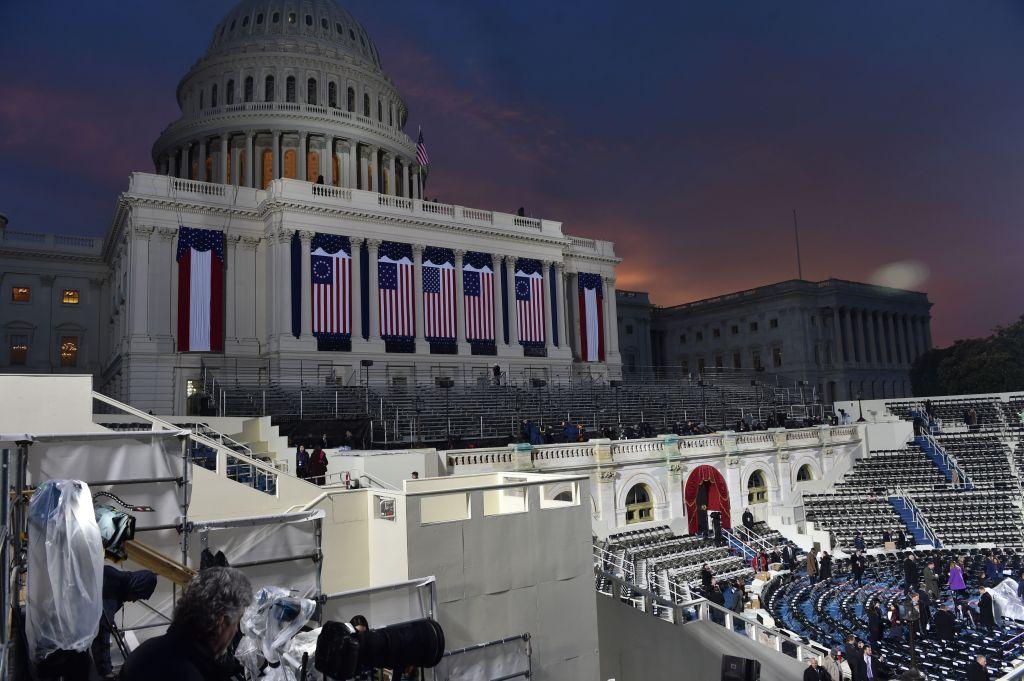 US-POLITICS-TRUMP-INAUGURATION-PREPARATIONS