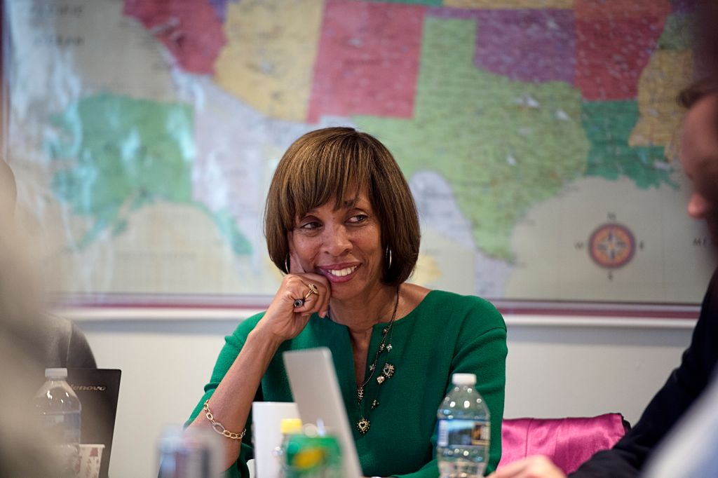 Profile of Baltimore Mayor Elect Catherine Pugh