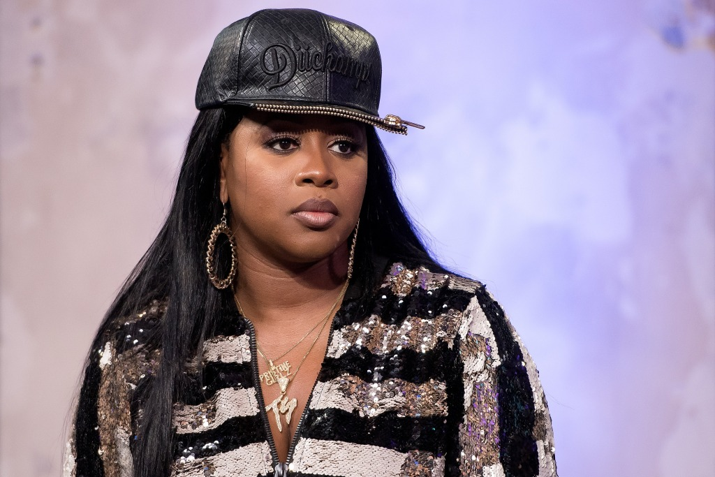 Remy Ma Accused of Punching Former 'Love & Hip-Hop' Co-Star