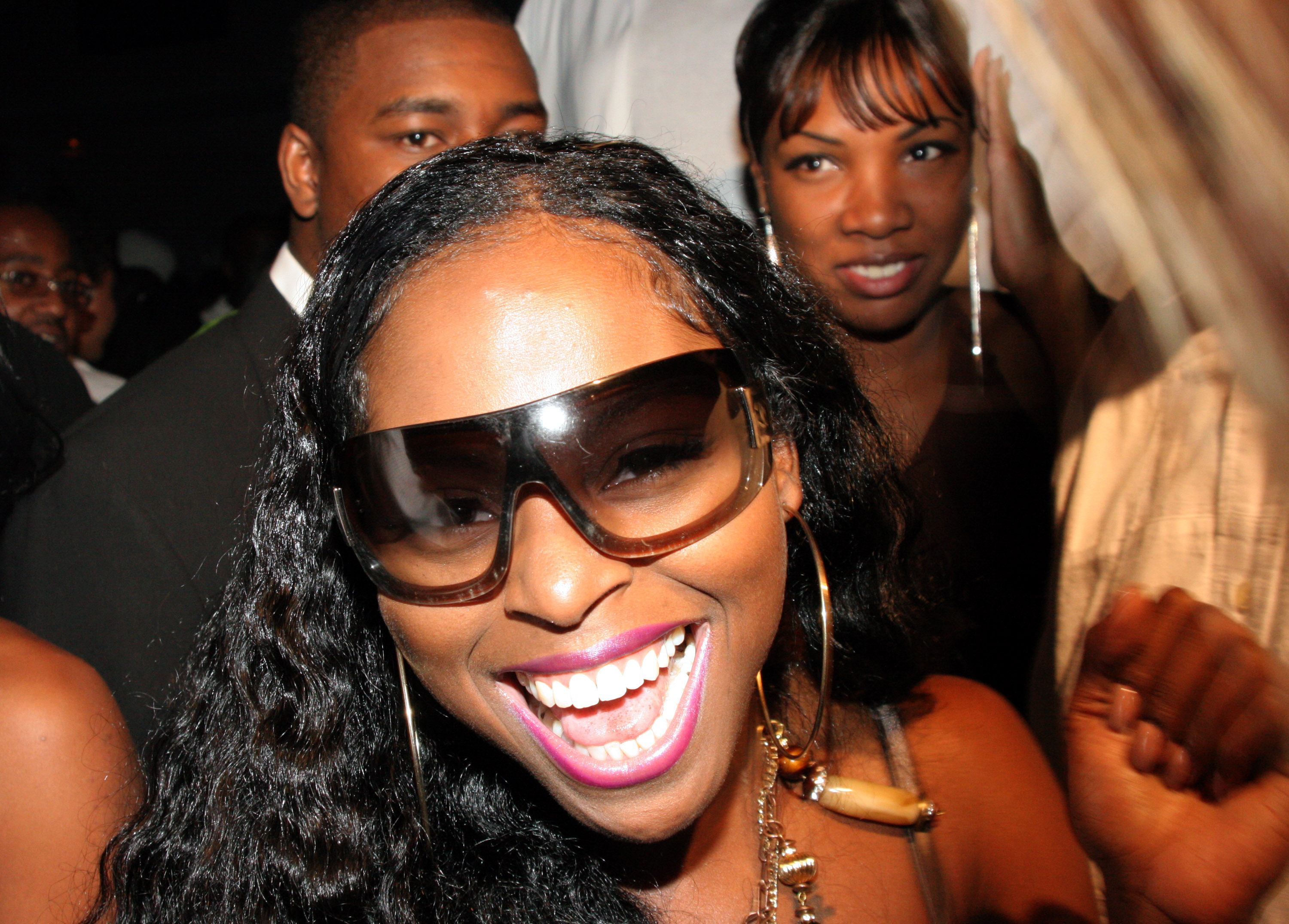 Foxy brown official sex tapes