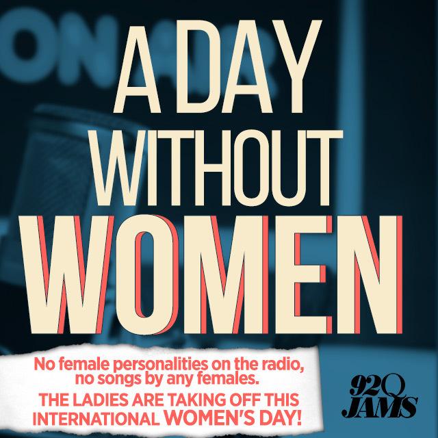 Women's Day at Radio One Baltimore
