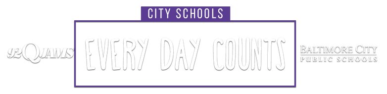baltimore city schools page graphics