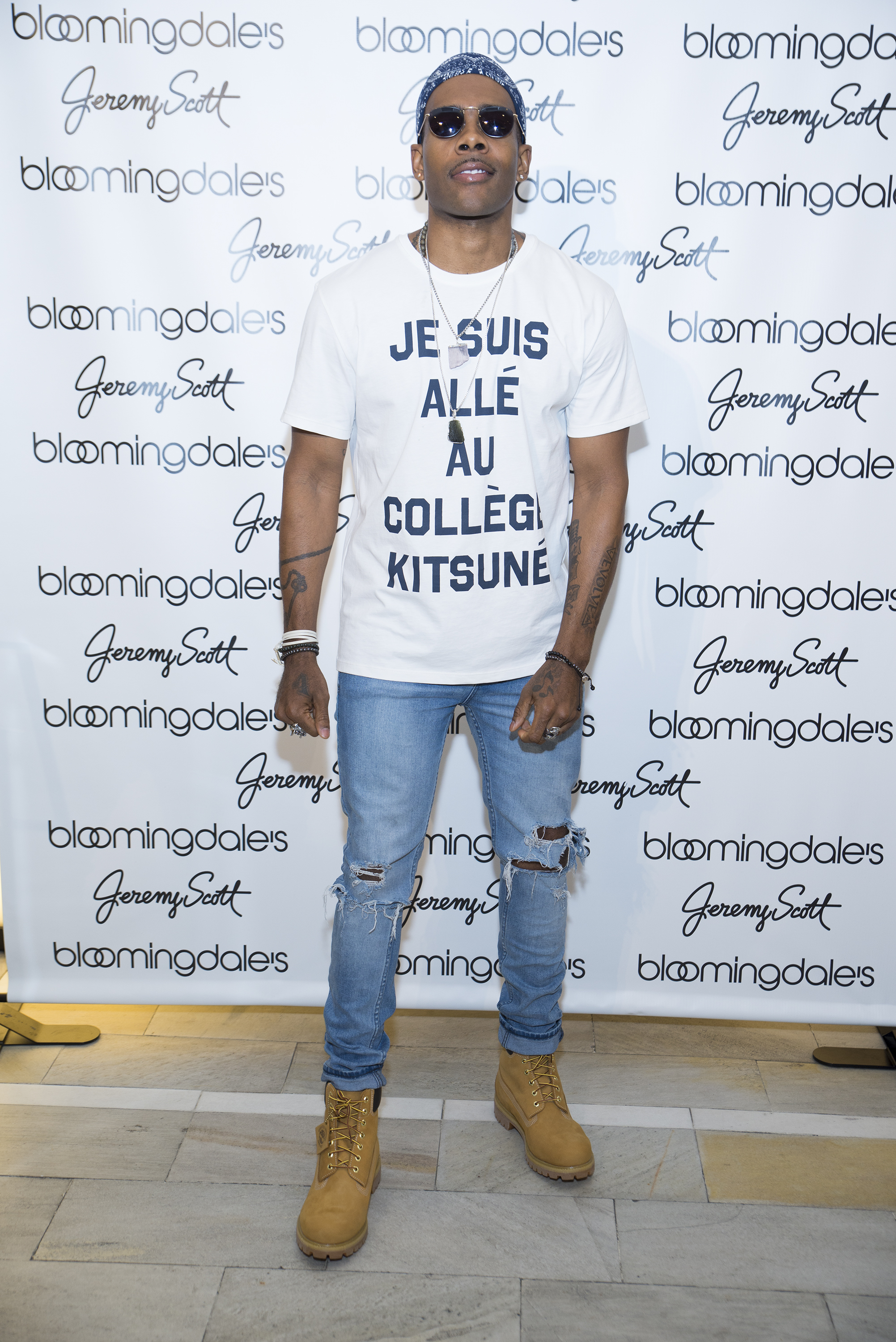Jeremy Scott Celebrates The Launch Of His New Collection At Bloomingdale's