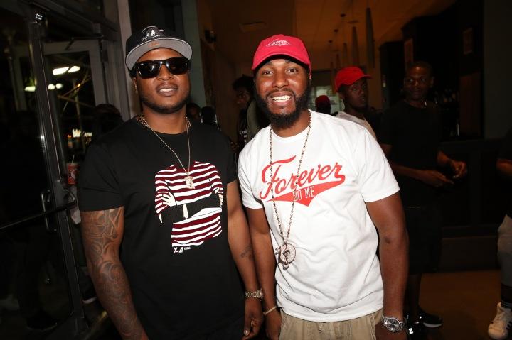Young Gunz: Chris & Neef