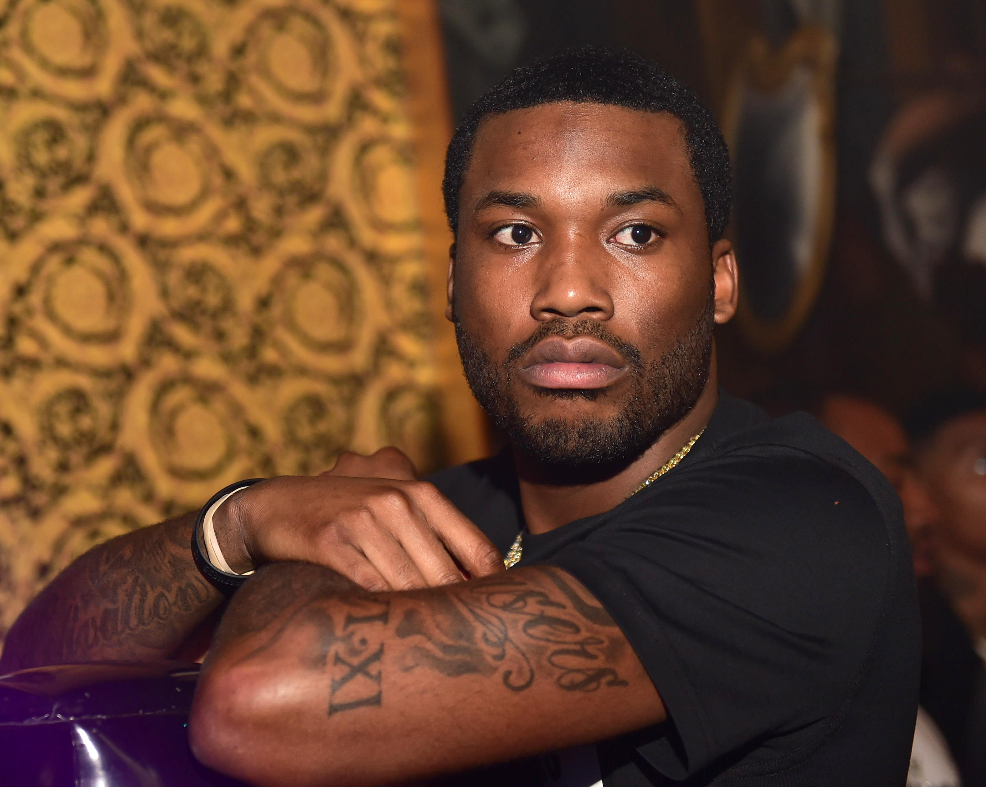 Medusa's 1 Year Anniversary Celebration Hosted By Meek Mill