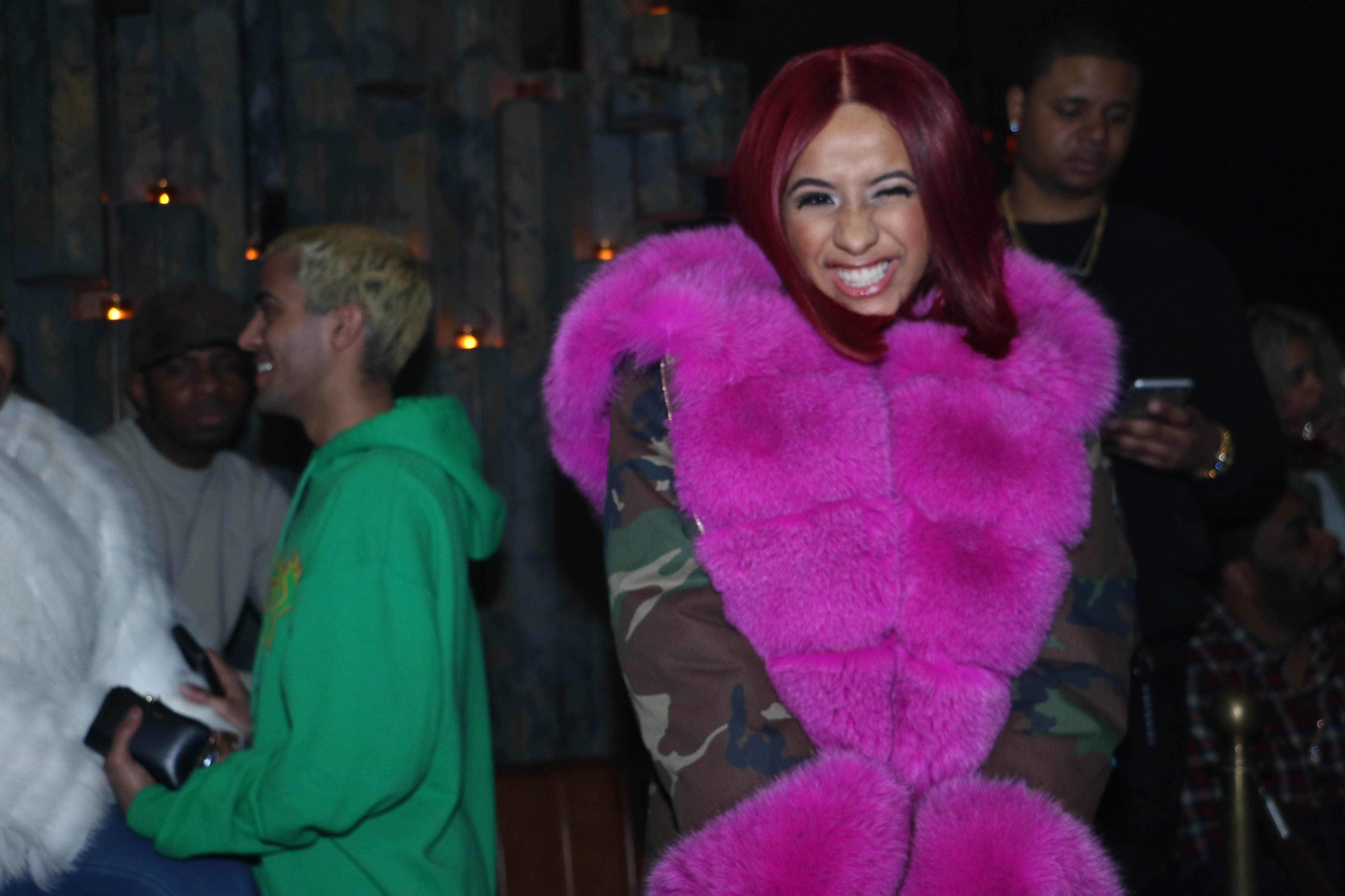 Tanduay After Party With Cardi B And Dave East