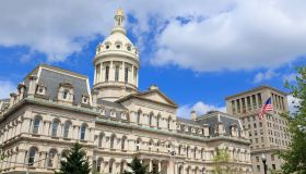 City Hall, Baltimore, Maryland