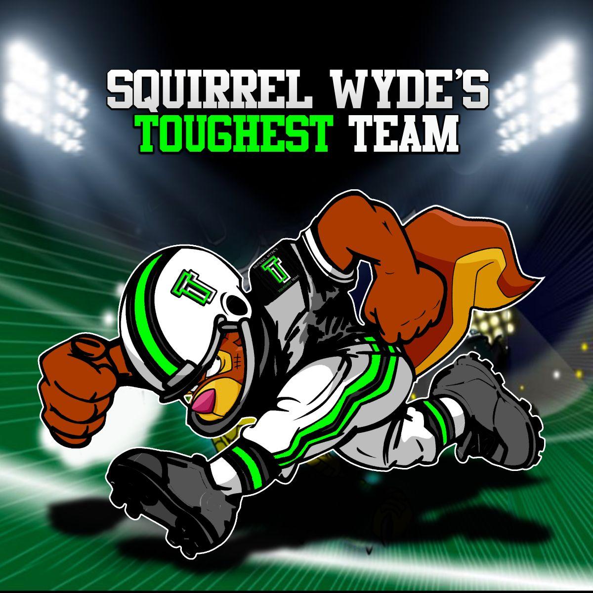 Squirrel's Toughest Teams