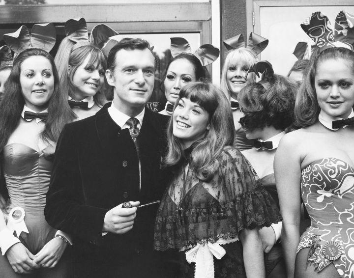 Hugh Hefner, 91