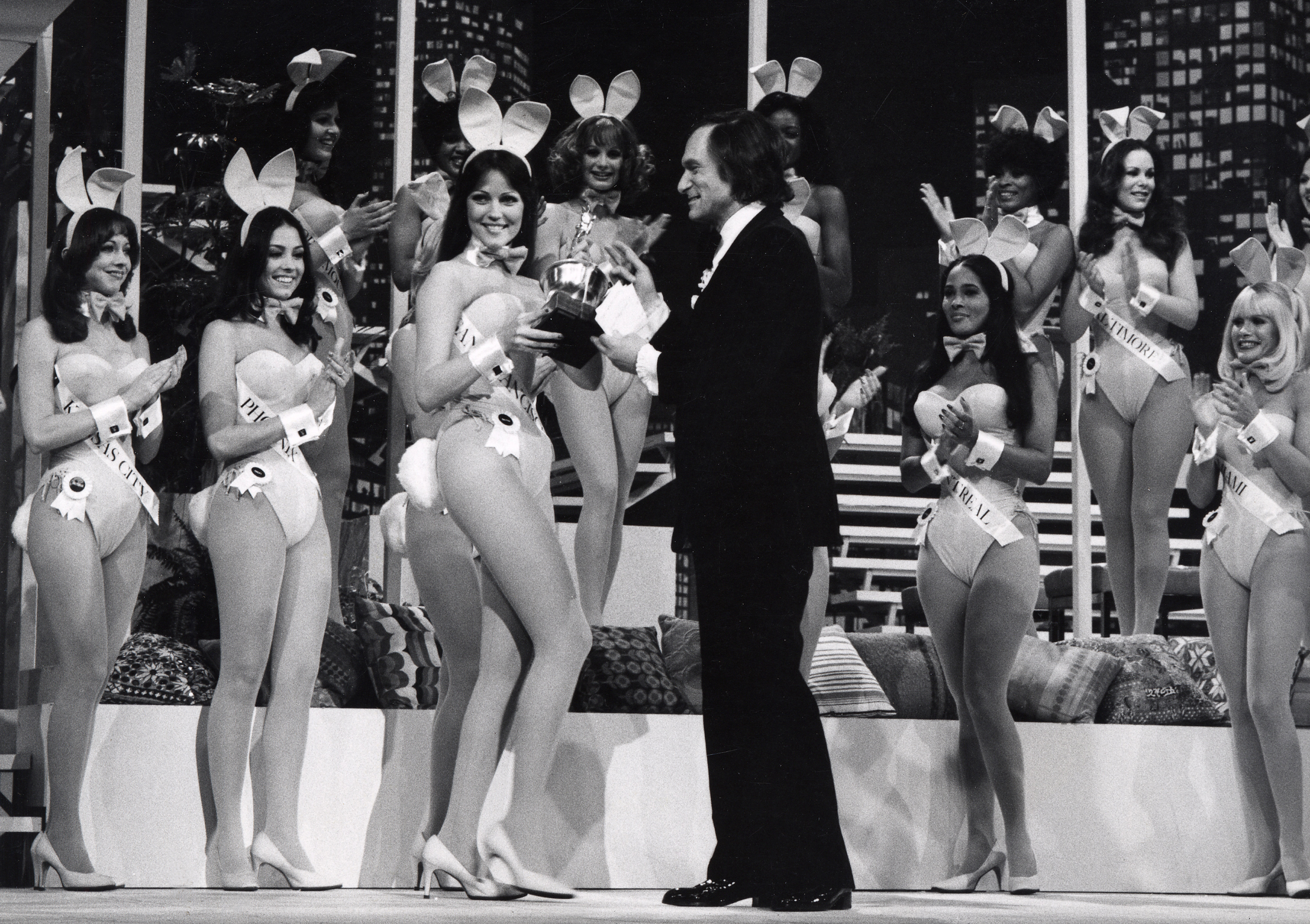 1975 Playboy Bunny of the Year Awards