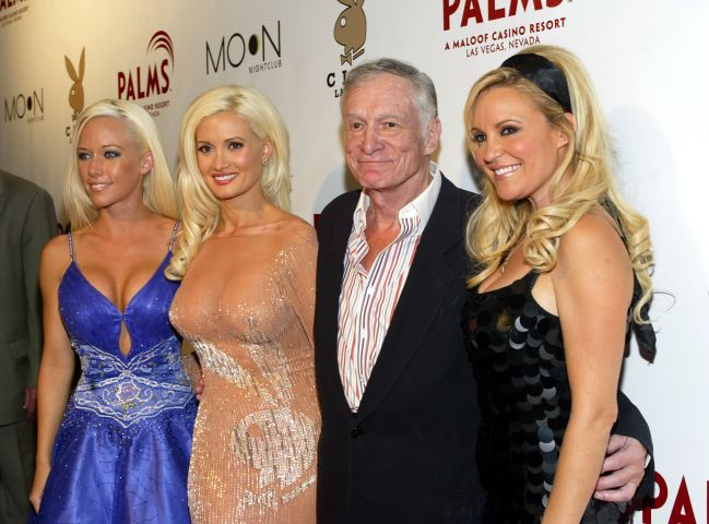 USA - The Playboy Club Grand Opening at The Palms in Las Vegas