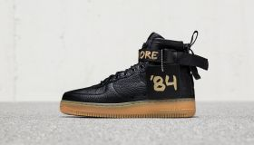 """NIKE AIR FORCE 1 MID """"FOR BALTIMORE"""""""