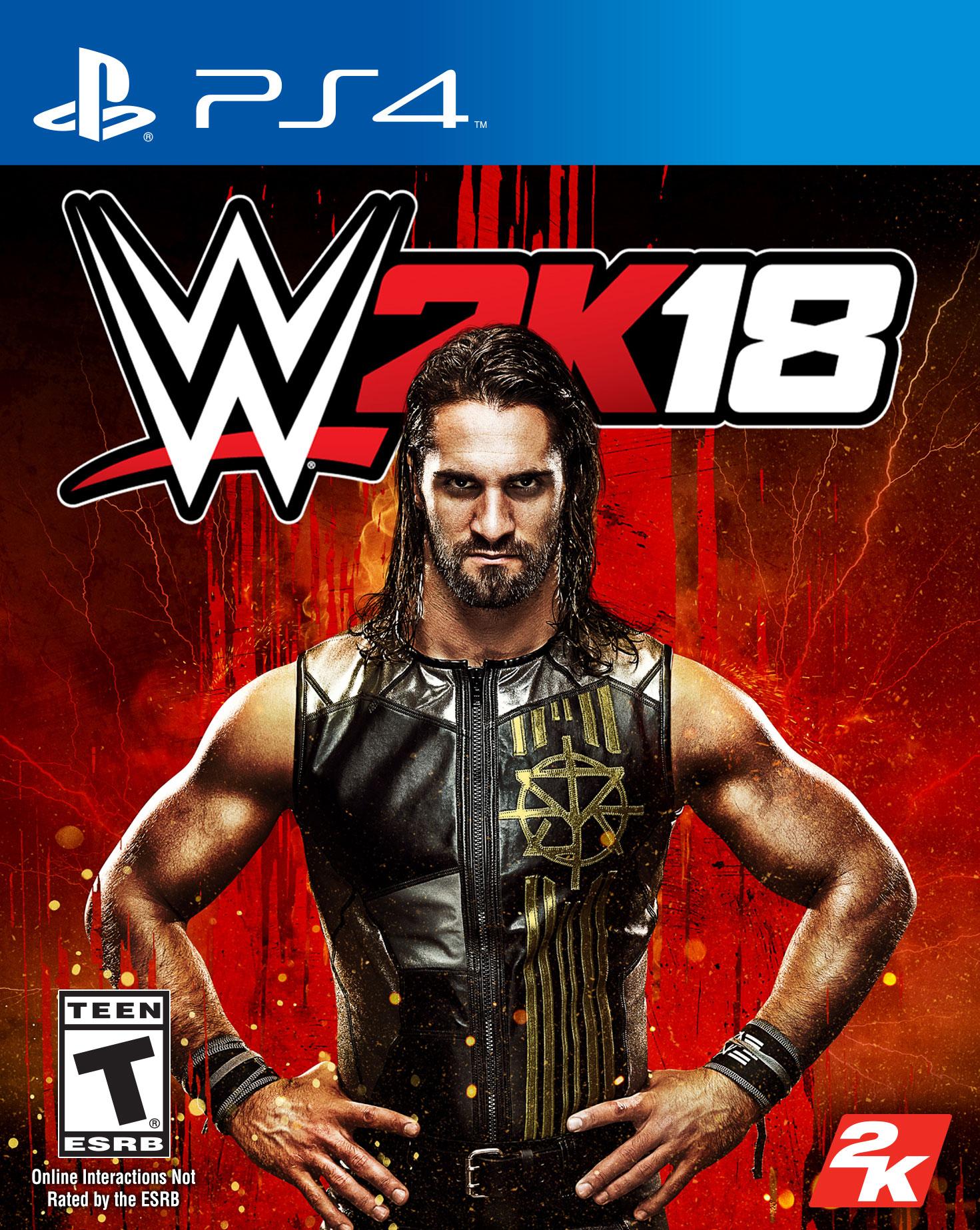 WWE 2K 18 - 2