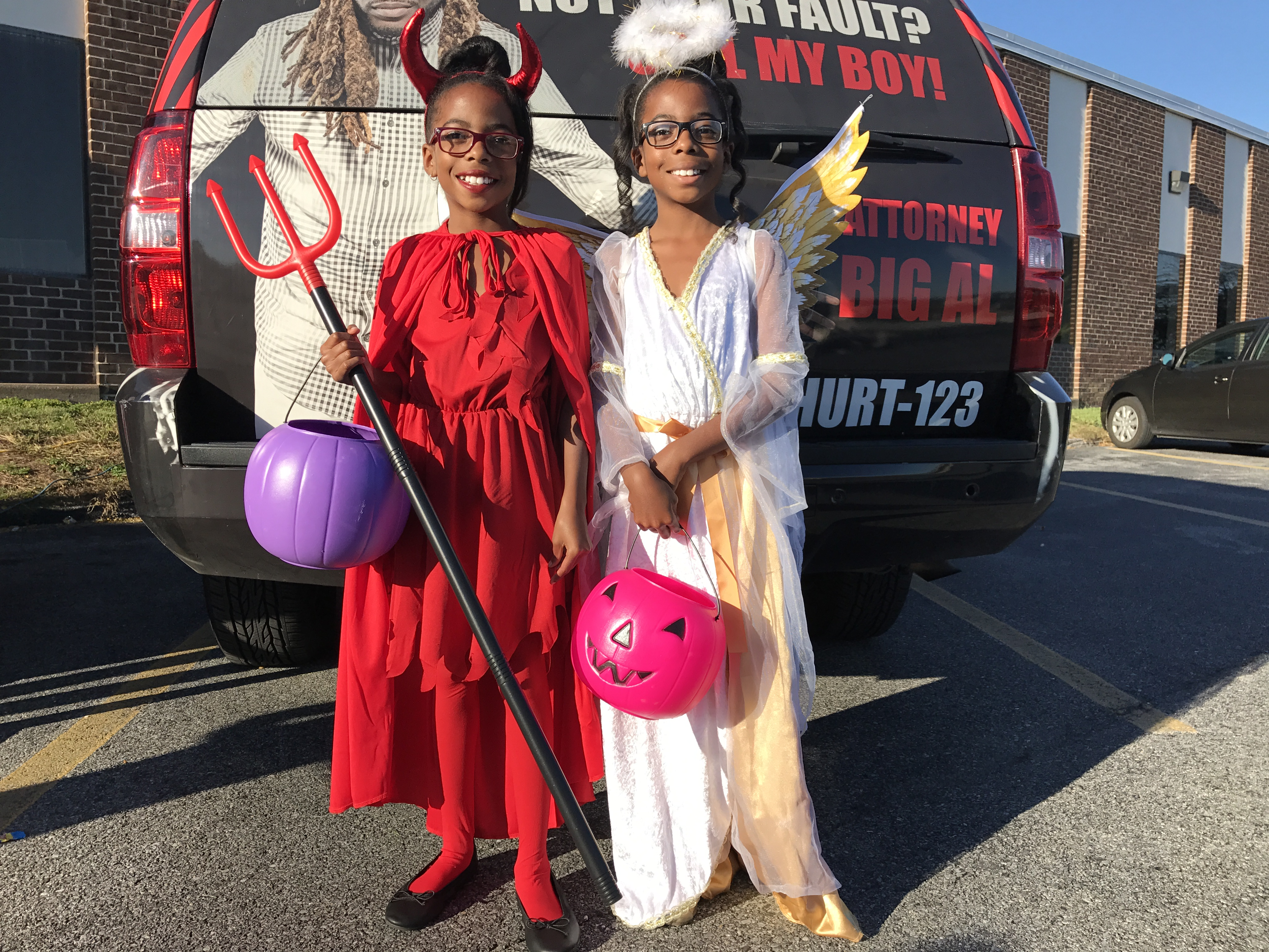 Trick or Treat at 92Q Halloween 2017