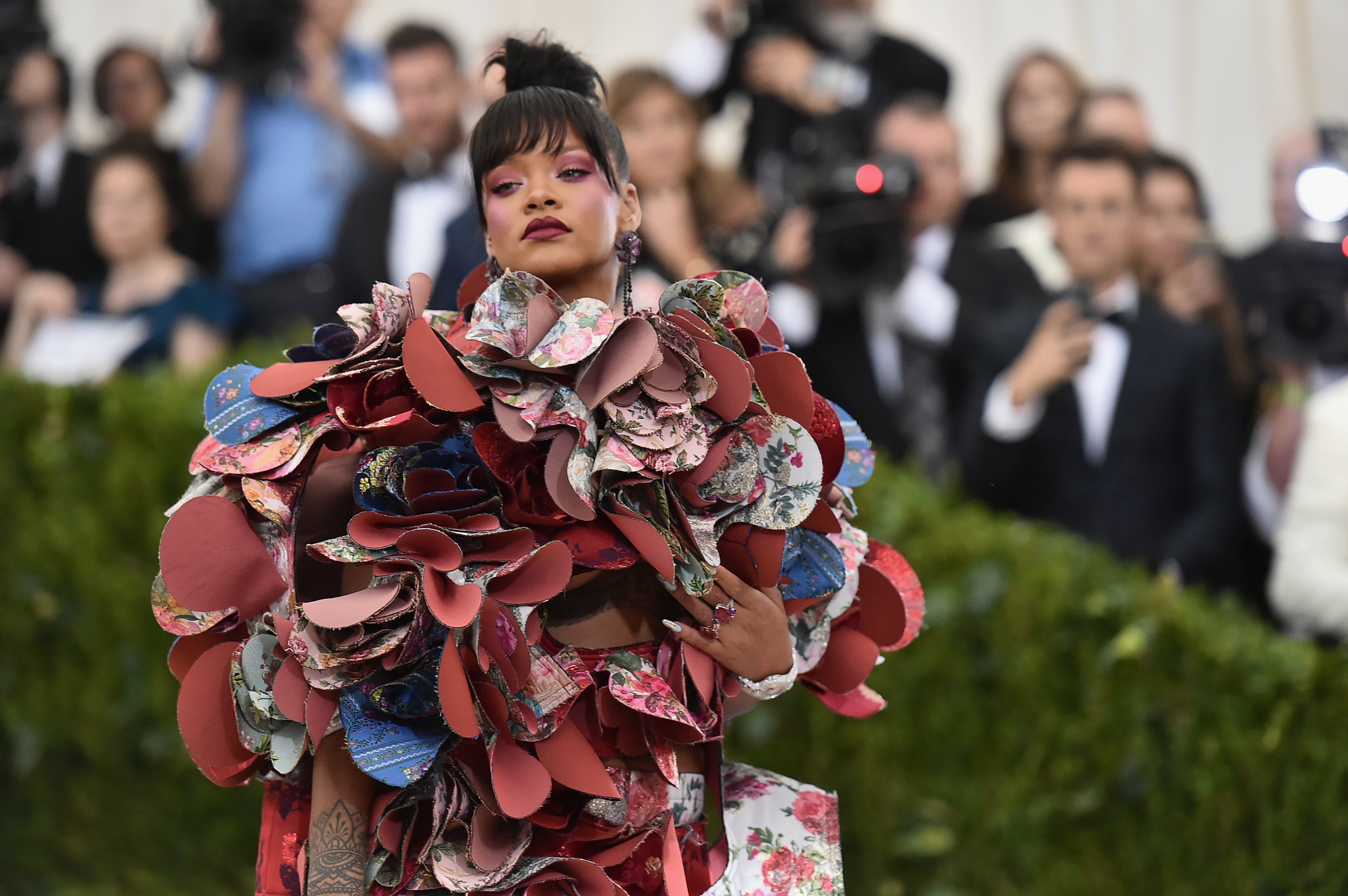 'Rei Kawakubo/Comme des Garcons: Art Of The In-Between' Costume Institute Gala
