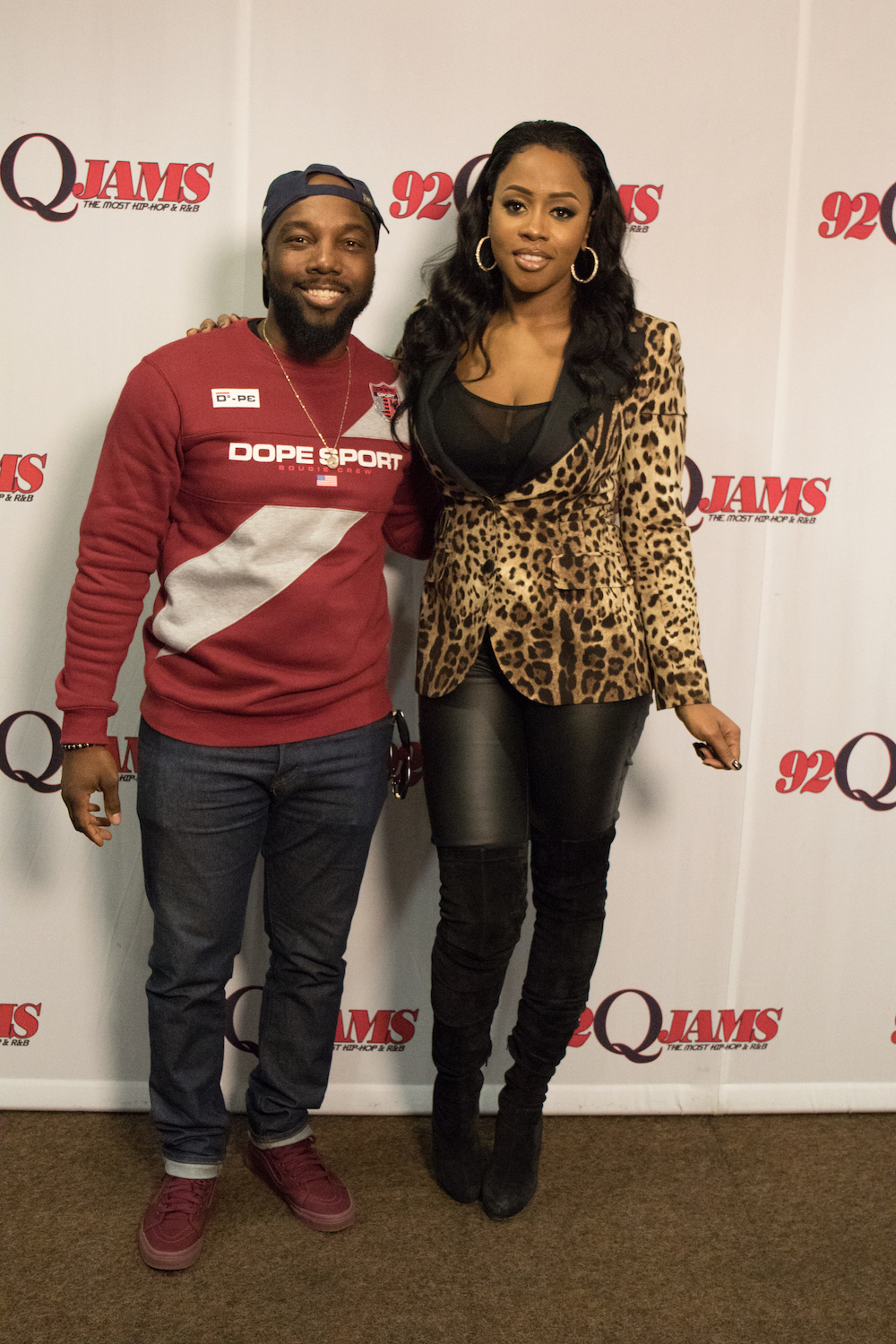 Remy Ma at 92Q