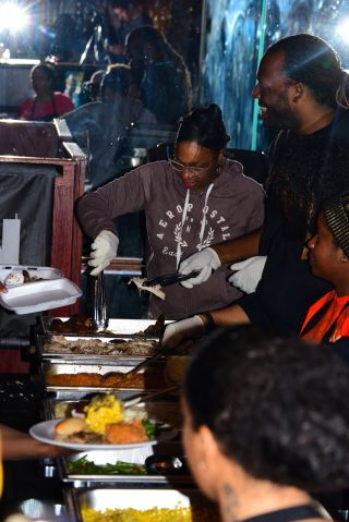 A Thankful Thanksgiving at Loafers