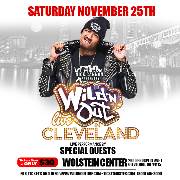 Wild n Out Tour Cleveland