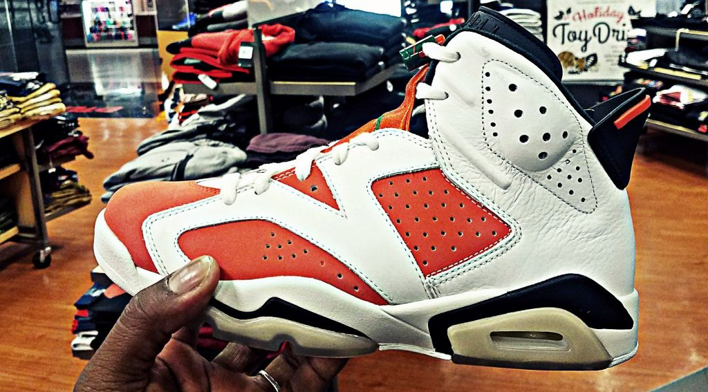 Air Jordan 6 Like Mike (Gatorade)