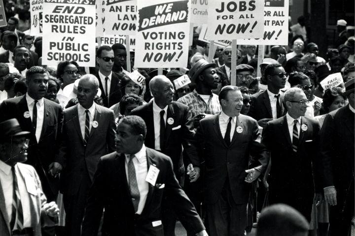 The March On Washington