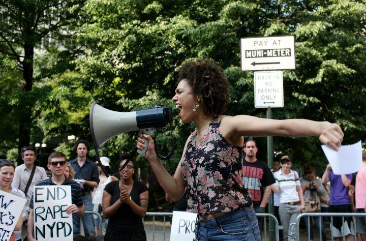 USA - Crime - New York Police Rape Acquittal