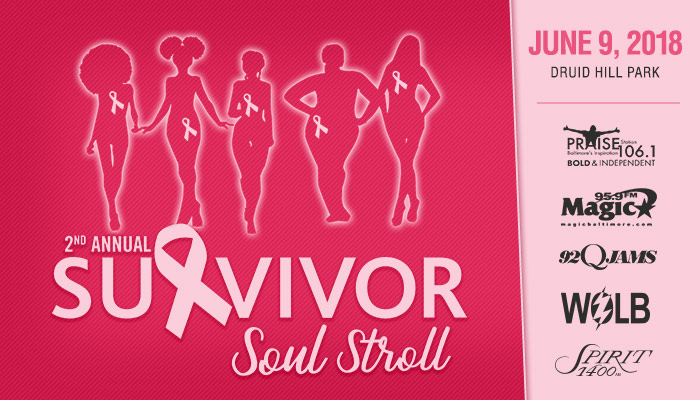 Survivor Soul Stroll 2018 Creative