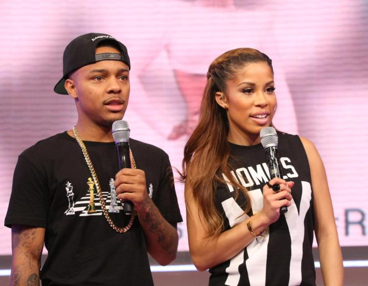 Bow Wow hosting 106 & Park Live in 2014