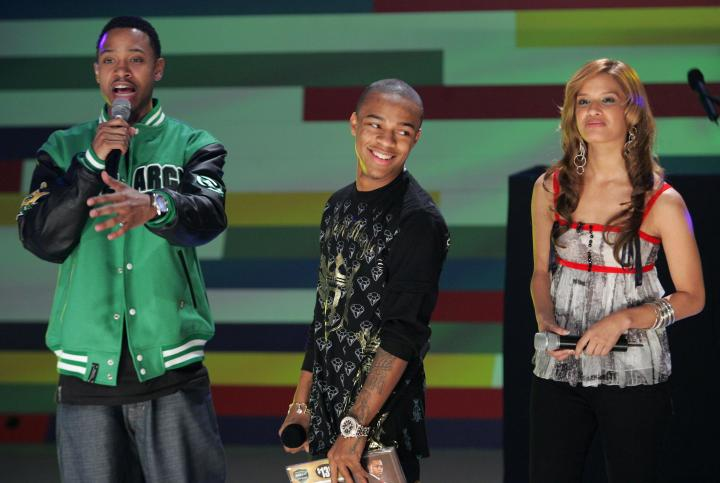 BET's '106th & Park' appearance in 2006