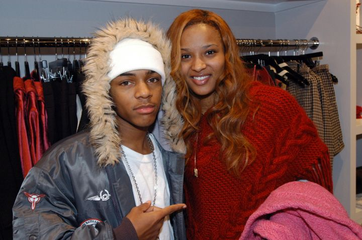 Bow Wow & Ciara at the Grand Opening of Taste Boutique