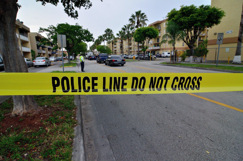 Shooting in Hialeah, Florida