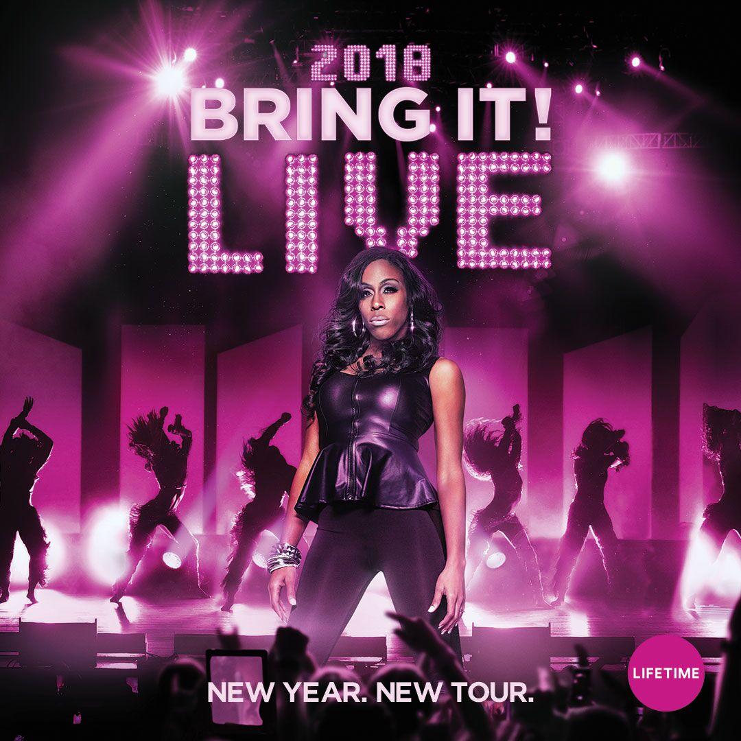 Bring It! Live 2018